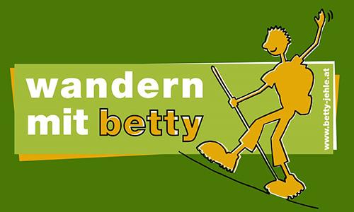Wandern mit Betty